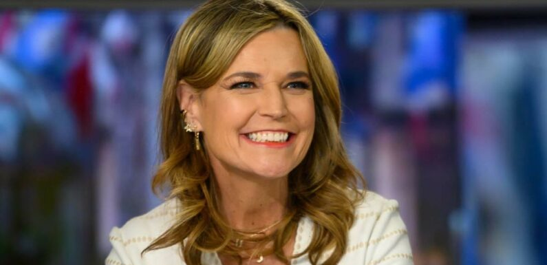 Savannah Guthrie gives rare insight into motherhood with unexpected video