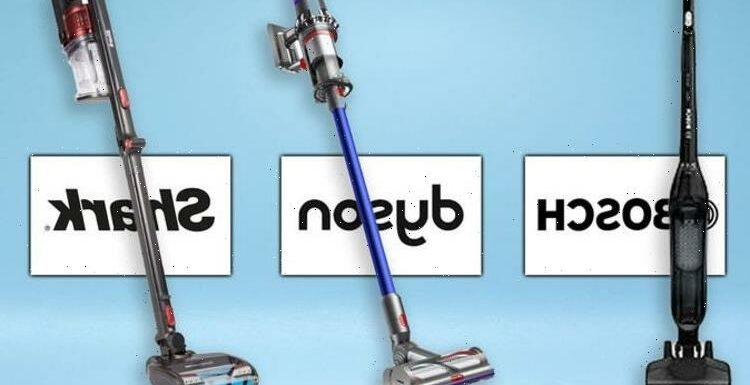 Save up to £100 on vacuum cleaners from Dyson, Shark, Bosch and more