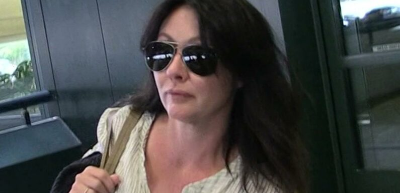 Shannen Doherty Says State Farm Is Shaming Her for Past Cigarette Use