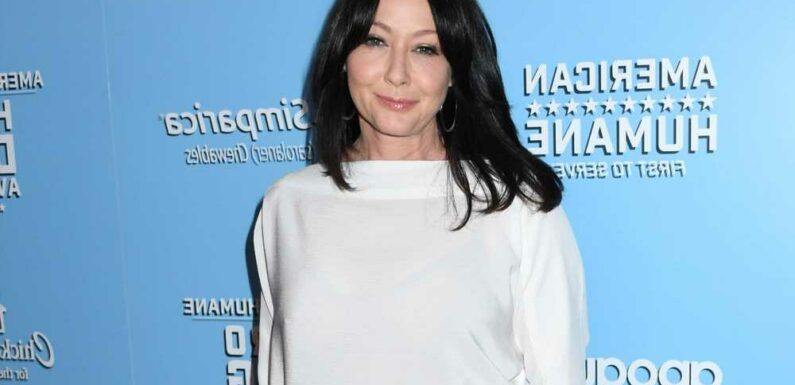 Shannen Doherty gives cancer update: I'm 'fighting to stay alive'
