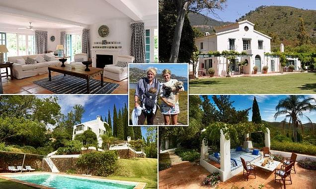 So just who IS paying for PM's holiday at £25k-a-week Marbella estate?