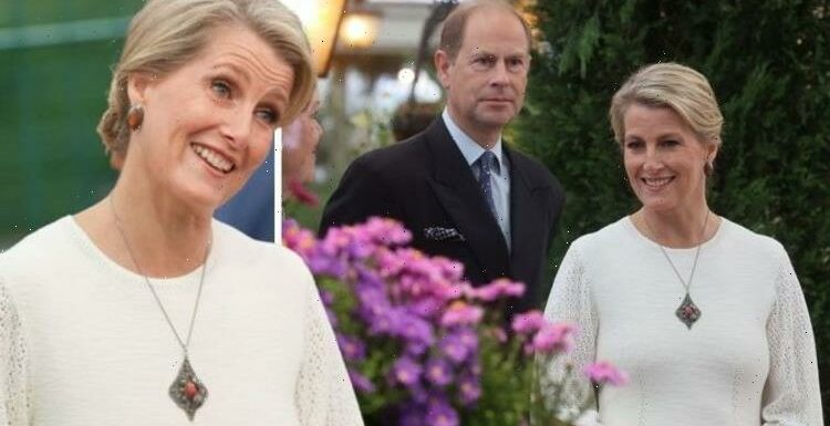 Sophie Wessex body language 'changes' with Prince Edward – avoids eclipsing him