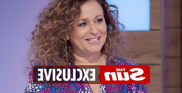 Stacey Solomon's Loose Women pal Nadia Sawalha won't be godmother after fans accused her of 'spoiling' baby announcement
