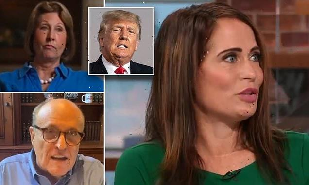 Stephanie Grisham says it was a culture of abuse in Trump White House