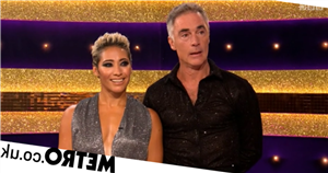 Strictly 2021: Greg Wise dedicates emotional dance to late sister Clare