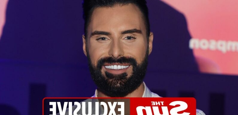 Strictly's Rylan Clark-Neal tells BBC to call him just Rylan after marriage split with husband Dan