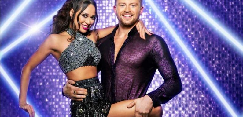 Strictly's Adam Peaty admits he understands why the show's 'curse' happens after distracting viewers with his bum