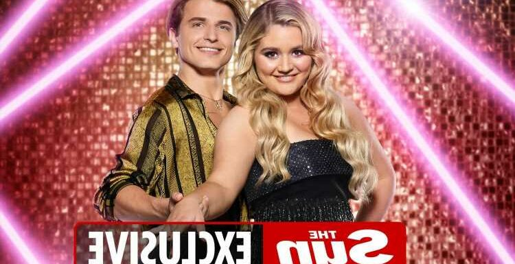 Strictly's Tilly Ramsay laughs off Nikita 'crush' rumours and insists he's 'a big brother' & his girlfriend's 'amazing'