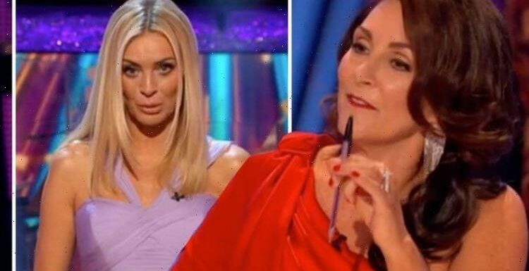 Tess Daly apologises as she snubs Shirley Ballas on Strictly: 'How could I forget?'