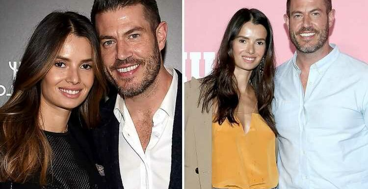 The Bachelor's Jesse Palmer, 42, and model fiancée Emely Fardo, 35, secretly got married after two year engagement