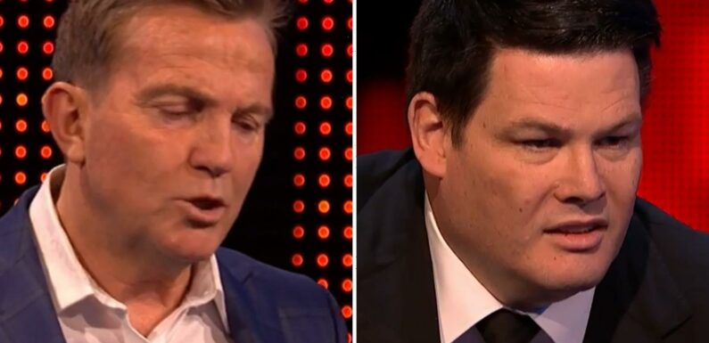 The Chase locked in fix row as Bradley Walsh accused of 'gifting' Mark Labbett the win in 'absolute joke' final round