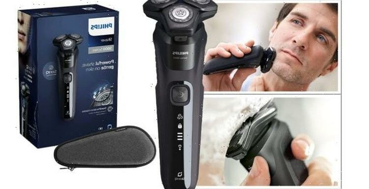 The Philips Shaver Series 5000 just had its price slashed by 50% – save £90