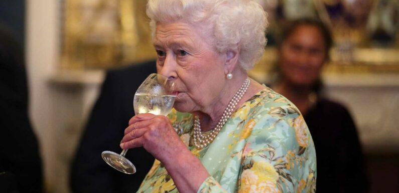 The Queen has a secret 'booze tunnel' under Buckingham palace according to Princess Eugenie's husband