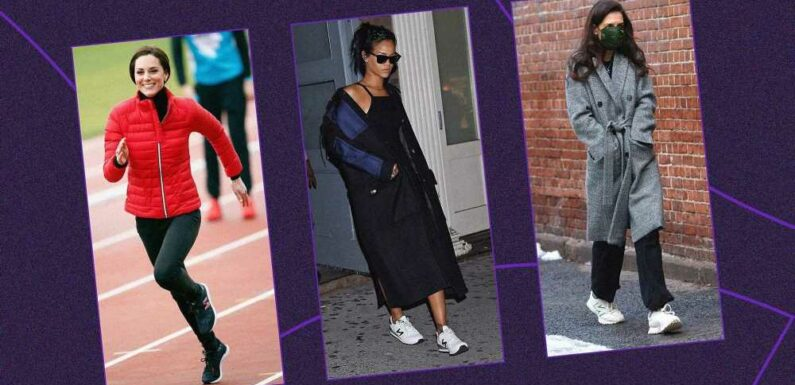 The Sneaker Brand Katie Holmes Has Been Wearing All Month Is Over 60% Off