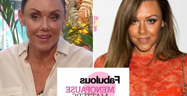 The menopause left me a suicidal shell of my former self – it's vital HRT is available on the NHS says Michelle Heaton