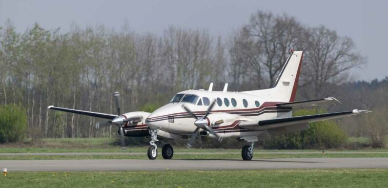 Thomson, Georgia, plane crash: Cops rush to scene of early morning 'deadly' aircraft smash
