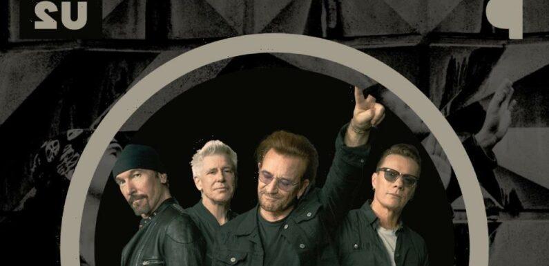 U2 Get Deep About Their First Three Albums in Pandora 'Artist Takeover'