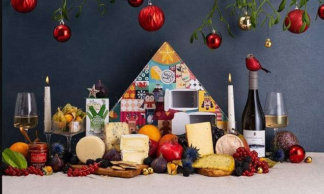 Welsh cheese company launches GIANT advent calendar – costing £149