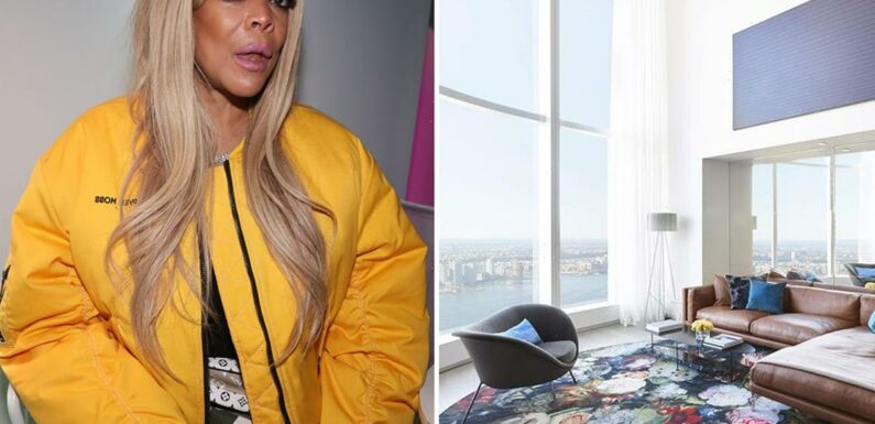 Wendy Williams buys massive $4.5M NYC penthouse as she suffers health crisis & pushes back return to show