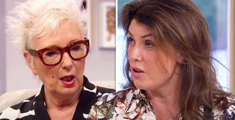 What the f***? Kirstie Allsopp defends Channel 4 as Jenny Eclair rages at Bake Off error