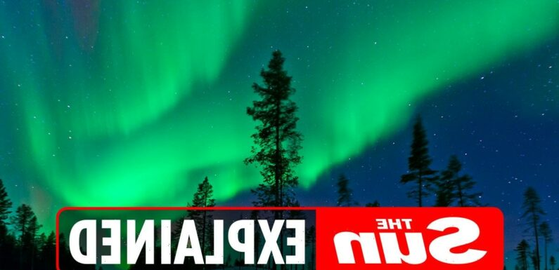 What time can I see the Northern Lights tonight?