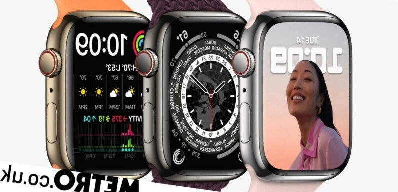 When is the Apple Watch 7 coming out? UK release date and new features