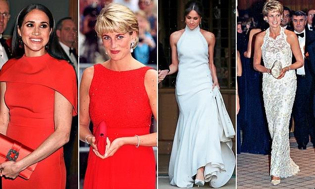 Why Diana is third wheel in Harry and Meghan's marriage: ANDREW MORTON