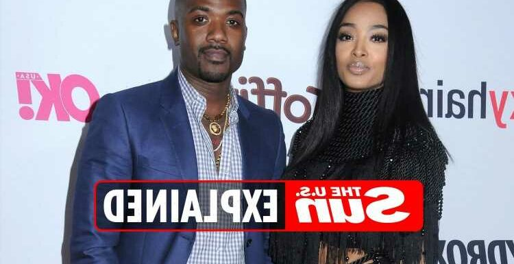Why is Ray J filing for divorce from Princess Love?