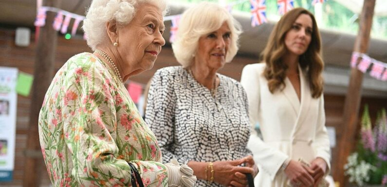 Why the Queen, Kate Middleton and Camilla are travelling to Scotland together next month