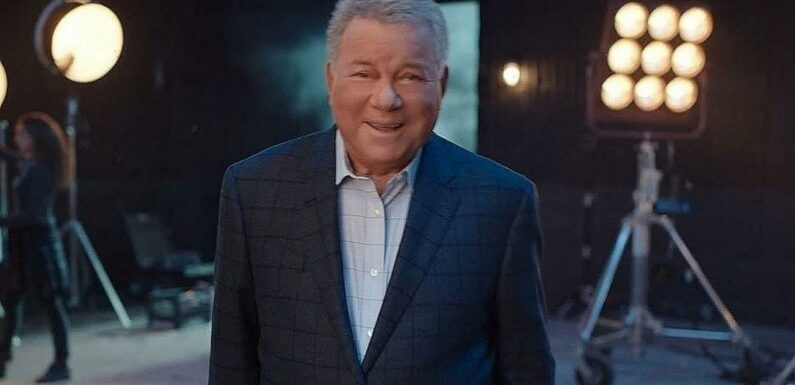 william shatner terrified about upcoming space trip