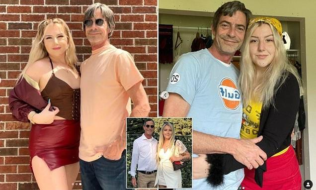 Woman, 21, has been dating a man 33 YEARS her senior for 3 years