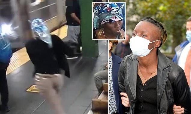 'I never thought it'd happen to me': Times Square subway pusher victim